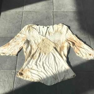 Free size hippie boho chic tröja strl s/m skulle jag säga  Frakt 42 kr