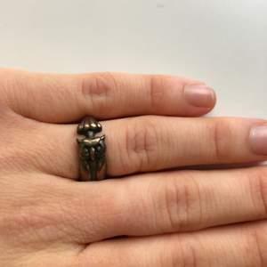 Söt liten ring som en Uggla! 🦉