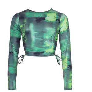 Helt oanvänd tröja från boohoo, tyvärr för liten. Köptes i storlek 38/M men sitter mer som en XS/S. 90kr+ frakt☺️