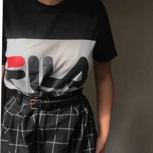 FILA T-shirt, bra skick, knappt använd 🌹 köpare står för frakt