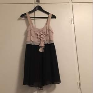 Fin festklänning från H&M. Köptes för några år sedan men har bara använts ett fåtal ggr.
