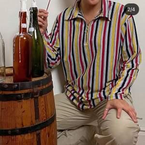 Så snygg randig tröja från beyond retro!