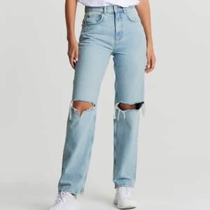 Säljer dessa snygga jeans från Gina, I strl 36, kommer inte till användning längre tyvärr💕💕🦋🌸