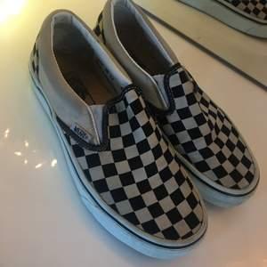 Snygga rutiga skor från vans