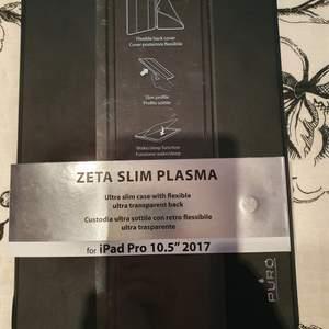 Hejj..Jag saljer min helt nya Puro fodrall för iPad 10,5 inch 2017