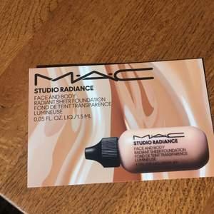 Mac smink test. Frakt 12kr