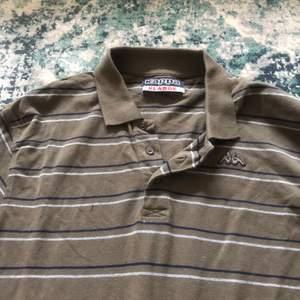 Fin långärmad piké tröja från KAPPA