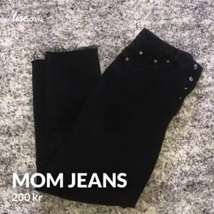Fina jeans från HM som sitter skönt