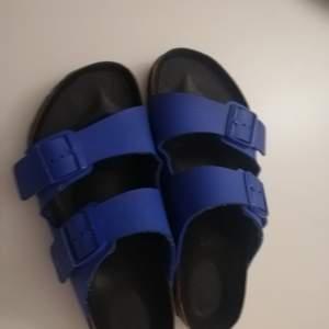 Birkenstock Arizona unisex - slip-ins ultra blue