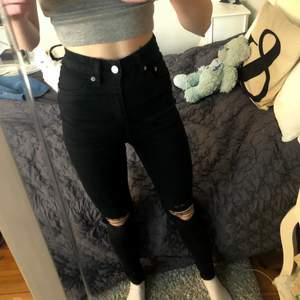 Snygga jeans ifrån lager 157 som sitter jätte bra och är knappt använda💞