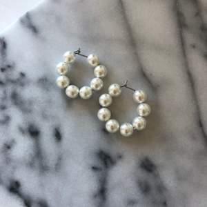 Hoops med pärlor ✨ endast detta exemplaret!