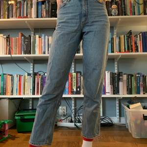 Asnajs jeans i riktig 80-tals anda😎😎