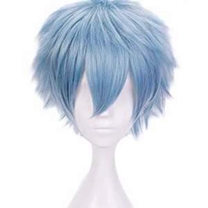 Jag säljer en Tomura Shigaraki peruk i hyfsad kvalitet som jag har köpt från amazon. Den är knappt använd och kan behöva styling.