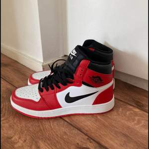 Nike jordans, storlek 40