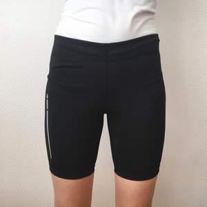 Svarta tränings tights / shorts💗  Helt oanvända💕