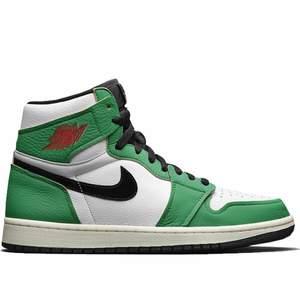 Helt oandvända air Jordan 1:s lucky green i size 40 budgivning startar på 2500kr eller köp dem direkt för 2700kr mvh elliot obs 2300 bara idag 17/10
