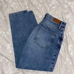 Snygga jeans från Gina, säljer pågrund av att de är för stora. Nästintill oanvända, köpare står för frakt, pris kan diskuteras.