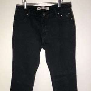 Vintage Harley Davidsson jeans i storlek 34/30🏍✨ Mått: Midja: 82cm Längd: 97cm innerlängd: 69cm