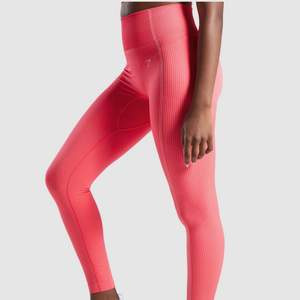 Gymshark ultra seamless leggings pink 💓 Storlek S. Helt nya med lappar kvar!! Slut på hemsidan. Nypris 600kr.