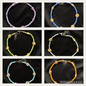 Supersöta armband! Säljs 20kr/st eller 3 för 50kr! 🥰