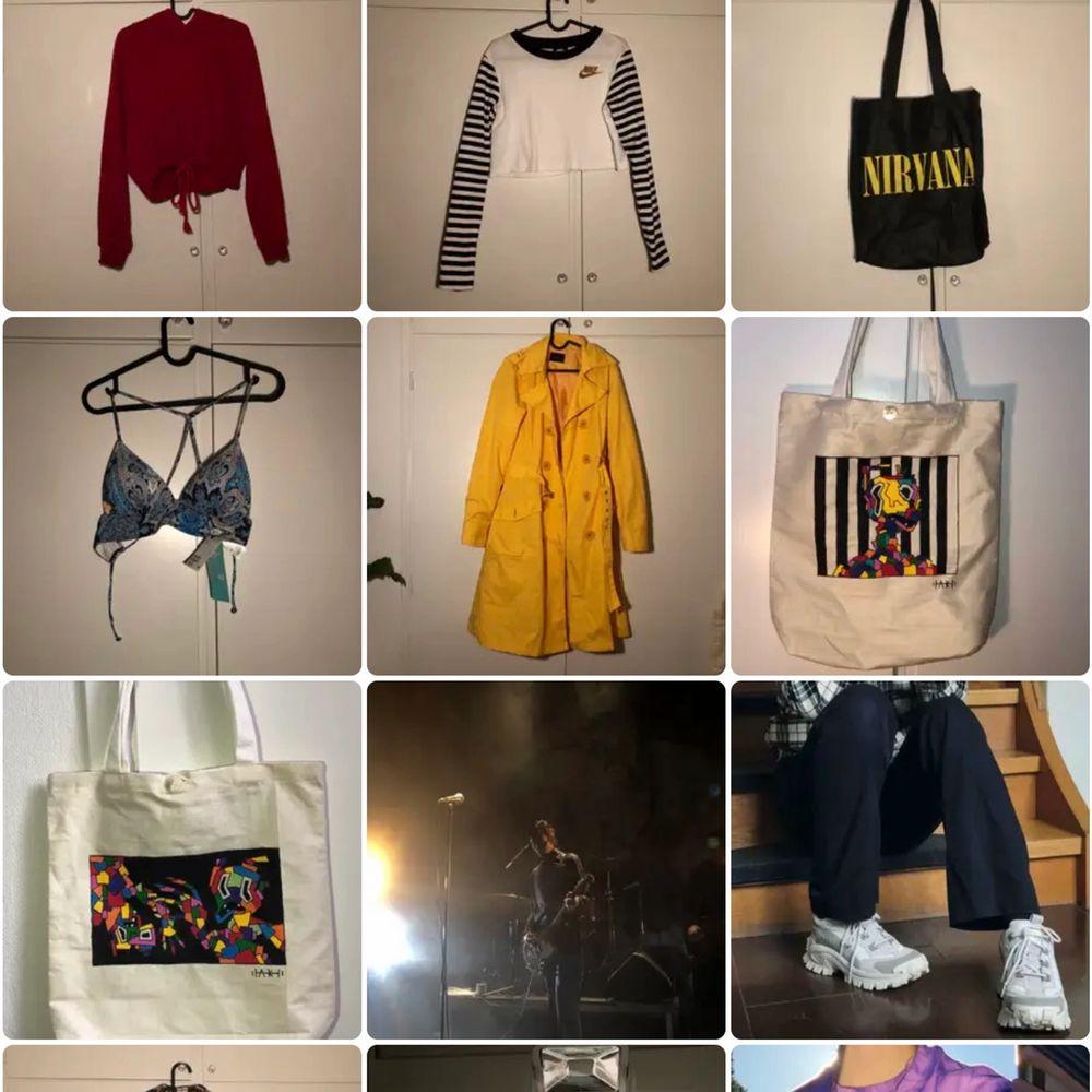‼️‼️ håller på att rensa ut kläder. Målar även tygpåsar och säljer, kolla gärna in mina annonser‼️‼️🥰 . Övrigt.