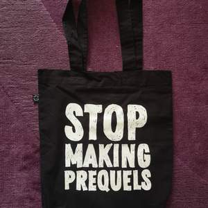 A new tote bag, never worn