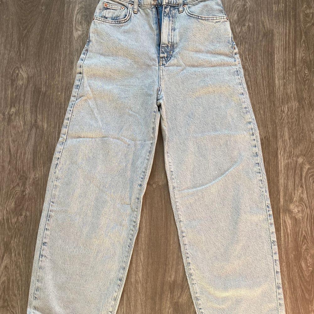 Köptes för ungefär 3 månader sen åldrig använda, köptes för 549 kr ( står ej för frakten). Jeans & Byxor.