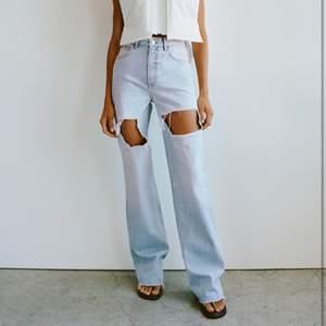 Slutsålda zara jeans, strl 34 💙 spårbar frakt 66 kr