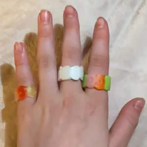 Exempel på ringarna