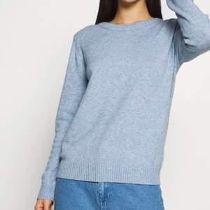 Superfin fin-stickad tröja från Vila💓 använd en gång och super bra skick, som ny!🌸 mer bilder finns även.