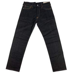 """Size: - W34 Please see length measurements for specific sizing details!  In great used condition, minor dirt on logo which has been wiped - no flaws. Mad rare denim, very sought after  Measurements (from the front): Inseam / Crotch to Hem: 33"""" Outseam / Waist to Hem: 45"""""""