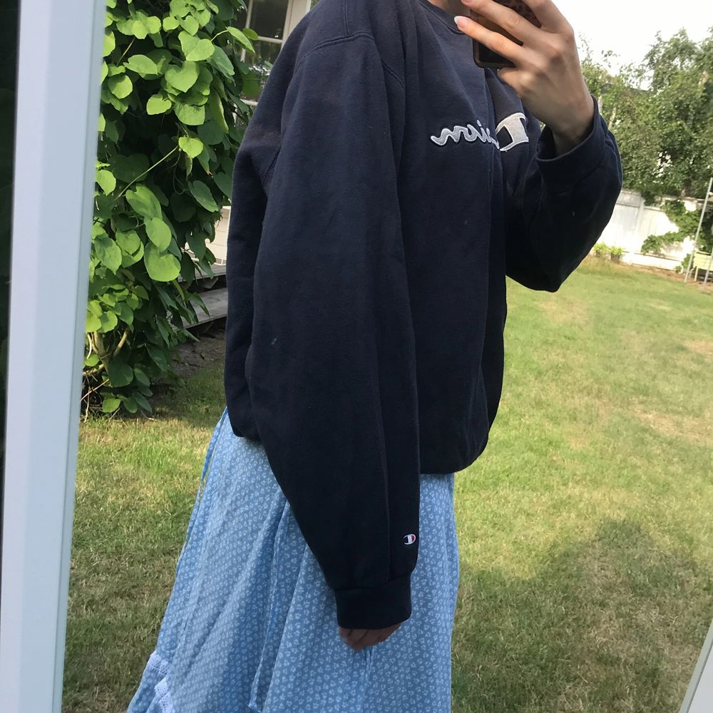 Perfekt boxig champion vintage sweatshirt ! Frakt 79 kr . Huvtröjor & Träningströjor.