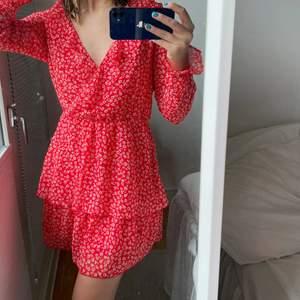 Klänning i storlek s
