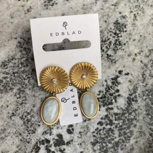 Såå vackra örhängen från Edblad, helt oanvända! Blev så kär i dem men har tyvärr bara inte kommit till användning hos mig 💞