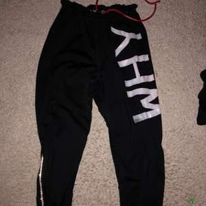 Sporty leggings knee high
