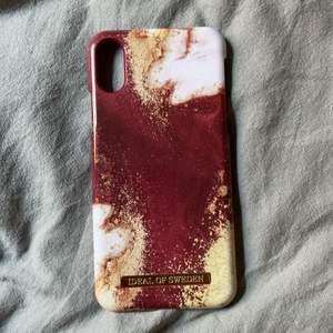 Säljer det fina mobilskal från ideal of Sweden💖 fint skick! Passar iPhone X