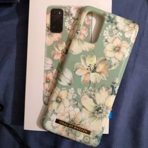 Helt nytt & aldrig använt, jättefint 'Vintage Bloom' mobilskal för Samsung Galaxy S20+. Jag betalar frakten.😊