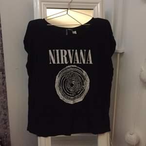 Nirvana t-shirt från hm