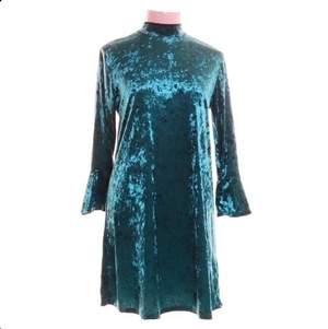 Säljer denna härliga 70-tals inspirerande klänning då den tyvärr inte passar mig. Köparen står för frakt, men kan även mötas upp i Uppsala! ✨🌙✨🌙💚💙