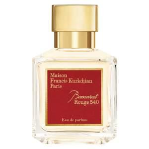 En 5 ml sprayflaska med äkta Baccarat Rouge 540 från Maison Francis Kurkdjian. Niche parfym för entusiasten. Skickar med 11 kr porto eller spårbart 49 kr.