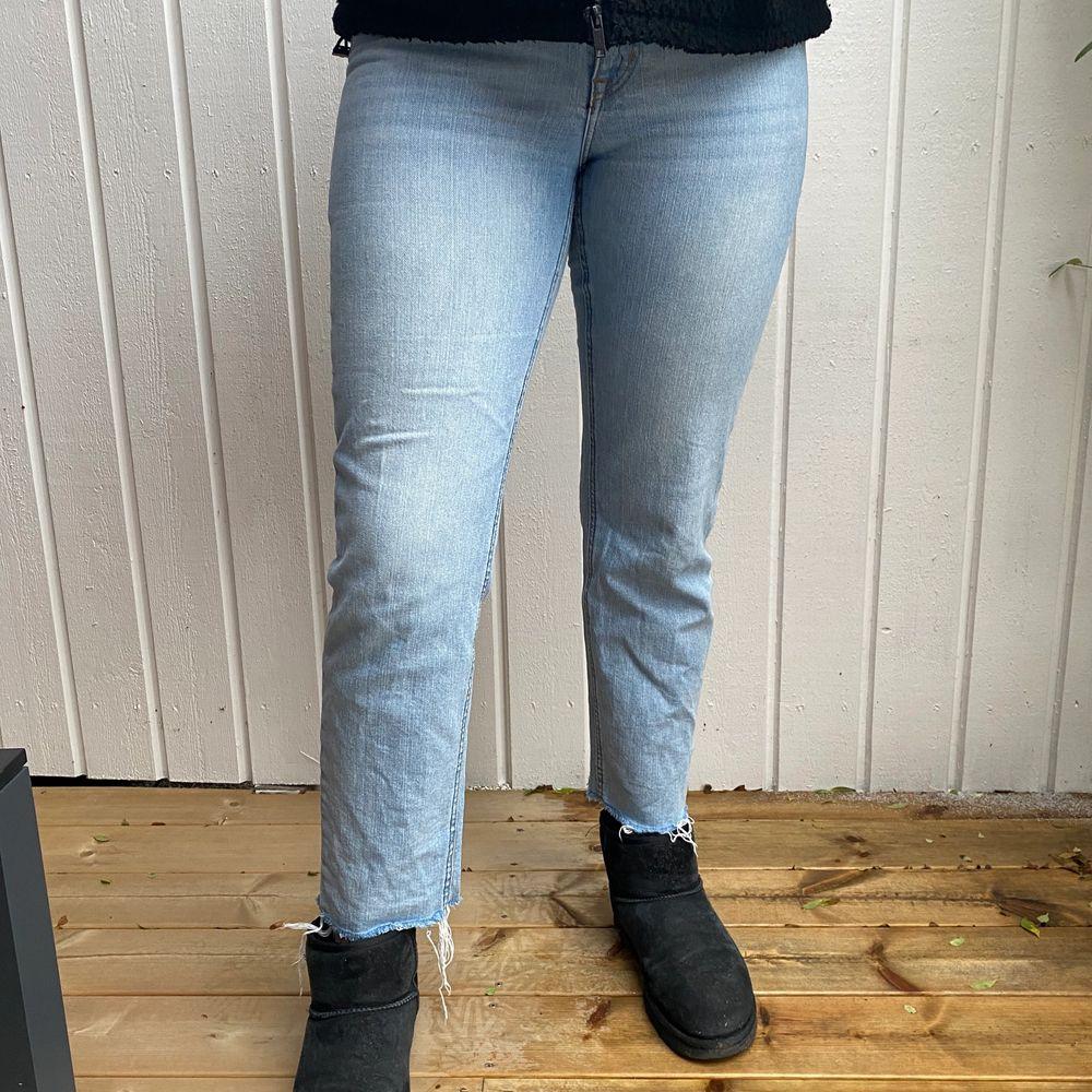 Jeans från Lindex. Använda fåtal gånger💓säljer för 100 + frakt💓⚡️. Jeans & Byxor.