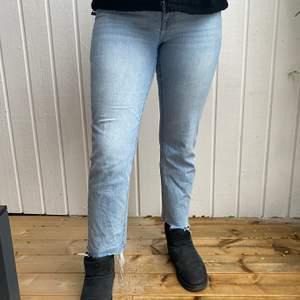 Jeans från Lindex. Använda fåtal gånger💓säljer för 100 + frakt💓⚡️