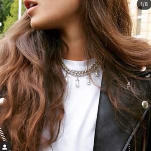 Jätte fint halsband i nyskick, köpt ifrån Maria Nilsdotters officiella hemsida. Super fin men kommer tyvärr inte mycket till användning. Nypris på 5395