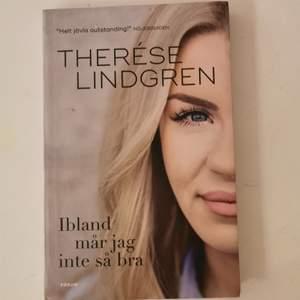En bok som therese lindgren har skrivit. Jag säljer den pgr av att den bara ligger och tar plats. Jag kan diskutera pris. Vid fråger eller andra funderingar så är det vara att kontakta mig💞💞
