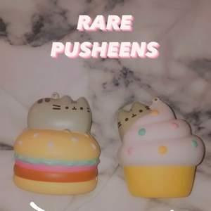 Säljer denna Pusheen squishys från Clare's i bra skick. Sååå soft btw! Om man köper från Buniisquish ingår det alltid extras (ex. klistermärken), tackkort och postbevis. Undrar du vad squishys är? - dm:a mig så förklarar jag 💕