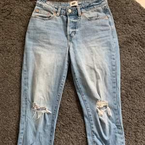 Jeans från Lager 157 i modellen Boyfriend, har utgått ur deras sortiment. Köpte för 300kr