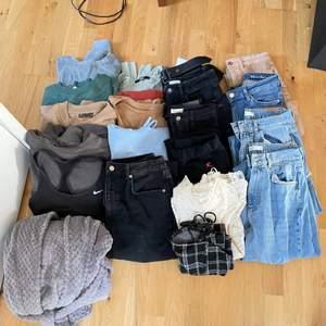 Klädpaket i storlekar 38-40❤️