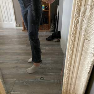 Jeans ifrån nakd. Sälja pågrund av att jag inte använder de för jag tycker de är förklarat på mig som är ca 173 cm. Bra skick och väldigt bekväma.