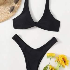 Jätte fin bikini ifrån SHEIN ☀️ inte använd. Jag skulle vilja byta denna mot en annan som aldrig är använd. ✨ storlek xs i trosor & S i överdel
