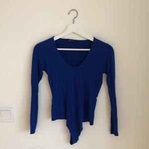 Blå body från nelly, använd 1 gång, köpare står för frakt🌷